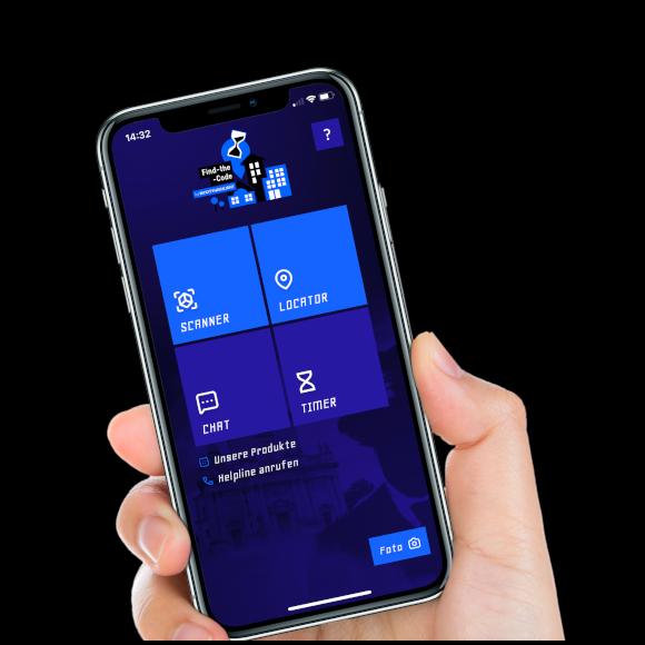 Toolbox App Home Screen